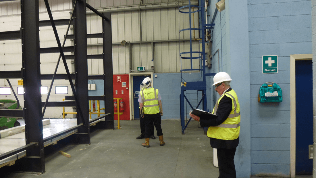 TL Safety Ltd Risk assessments